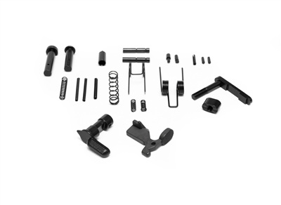 AR15 Lower Parts Kit (No Trigger Guard, FCG or Grip)