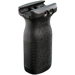 Magpul Industries, RVG Vertical Foregrip, Fits Picatinny, Black