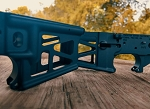 Skeletonized Twisted River Tactical AR15 Lower Receiver (Stripped)