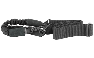 NCSTAR SGL POINT BUNGEE SLING BLK
