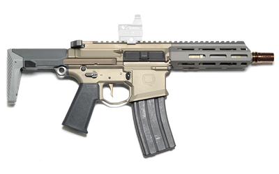 Q HONEY BADGER SBR 300BLK 7 30RD FDE