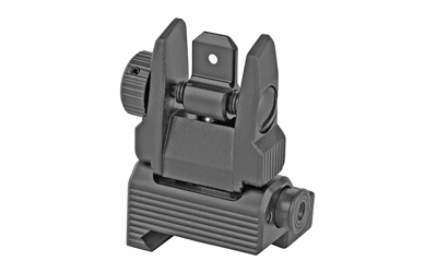 UTG ACCU-SYNC AR15 FLIP REAR-SIGHT