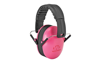WALKER'S YOUTH PASSIVE MUFF PINK
