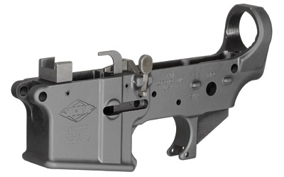 YHM STRIPPED LOWER 9MM BLK