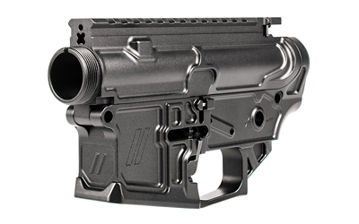 ZEV 556 BILLET RECEIVER SET BLK